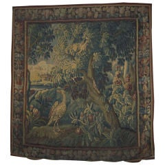 Flemish Verdure Tapestry