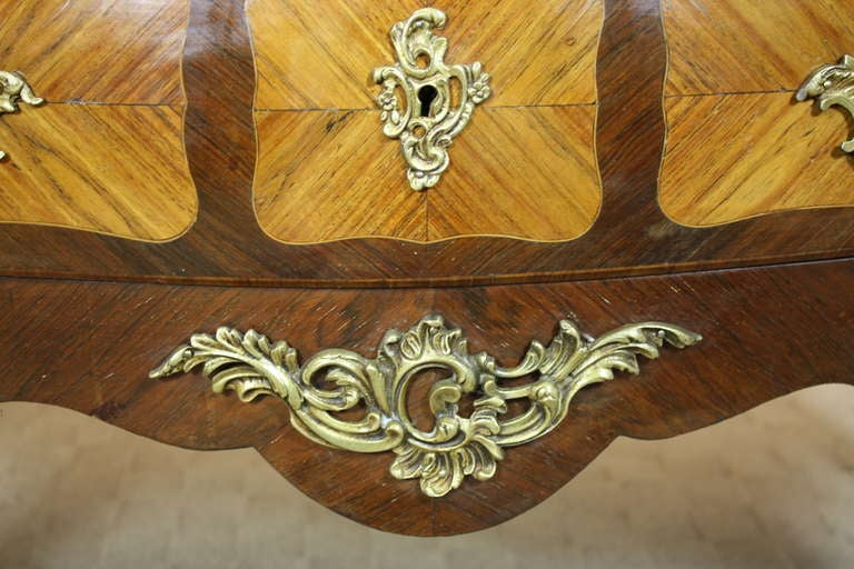 French Louis XV Style Commode For Sale 2