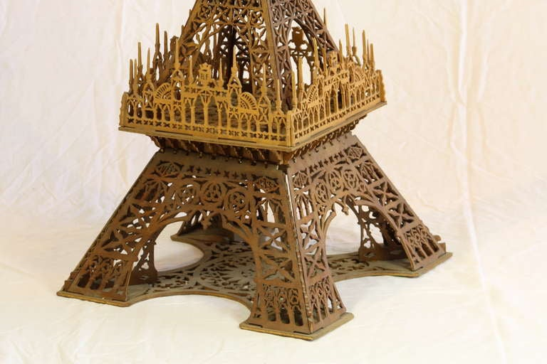 Eiffel Tower Model 1