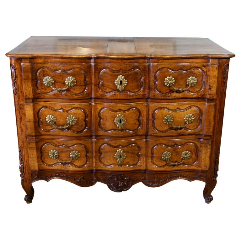 French Louis XIV Period Commode For Sale