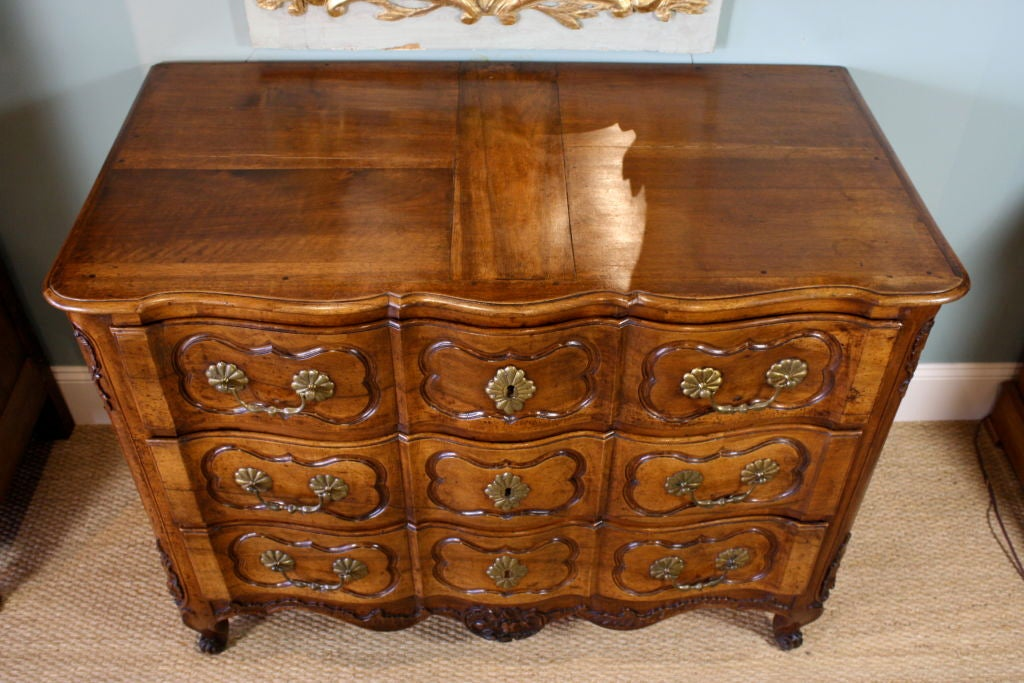 Regency French Louis XIV Period Commode For Sale