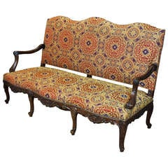 French Regence Style Settee