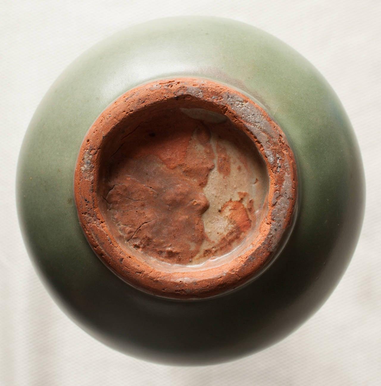 Antique Longquan Bottle Neck Vase At 1stdibs
