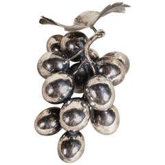 Buccellati Sterling Silver Grapes