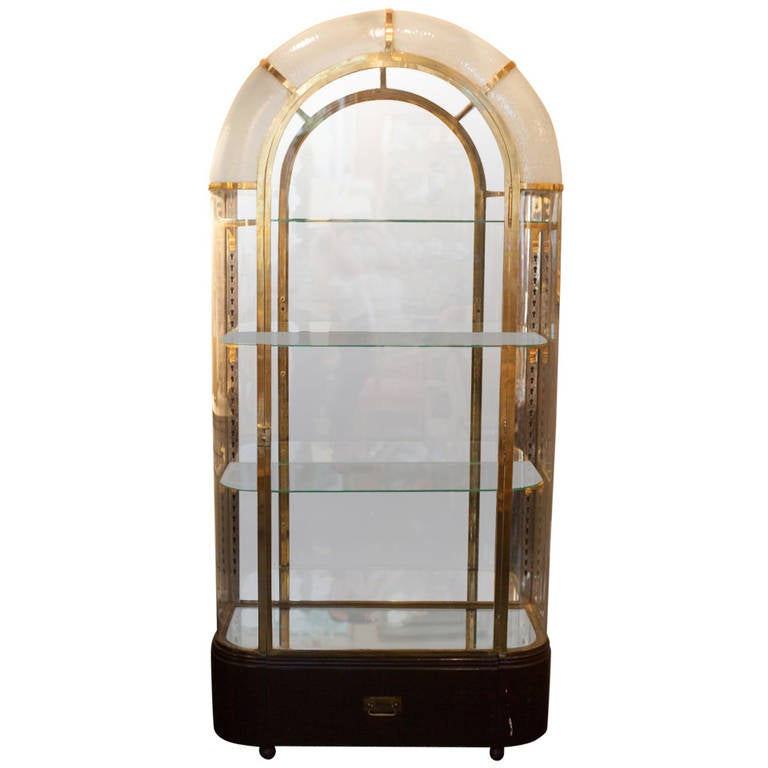 delarue picard display case at 1stdibs