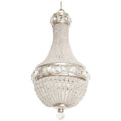 Small Vintage Chandelier