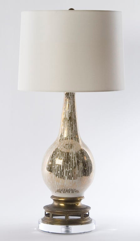 Metallic Drip Lamp image 3