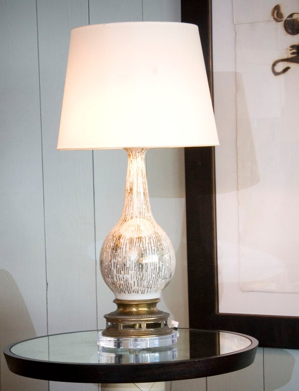 Metallic Drip Lamp image 10