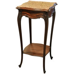 Antique Rosewood Parlor Table