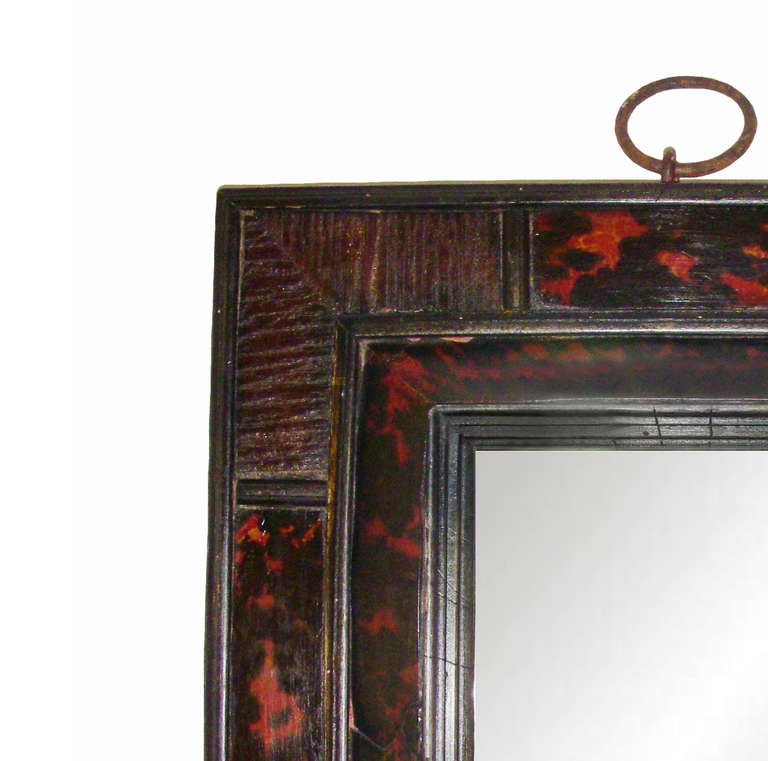 17th century tortoiseshell mirror for sale at 1stdibs for 17th century mirrors