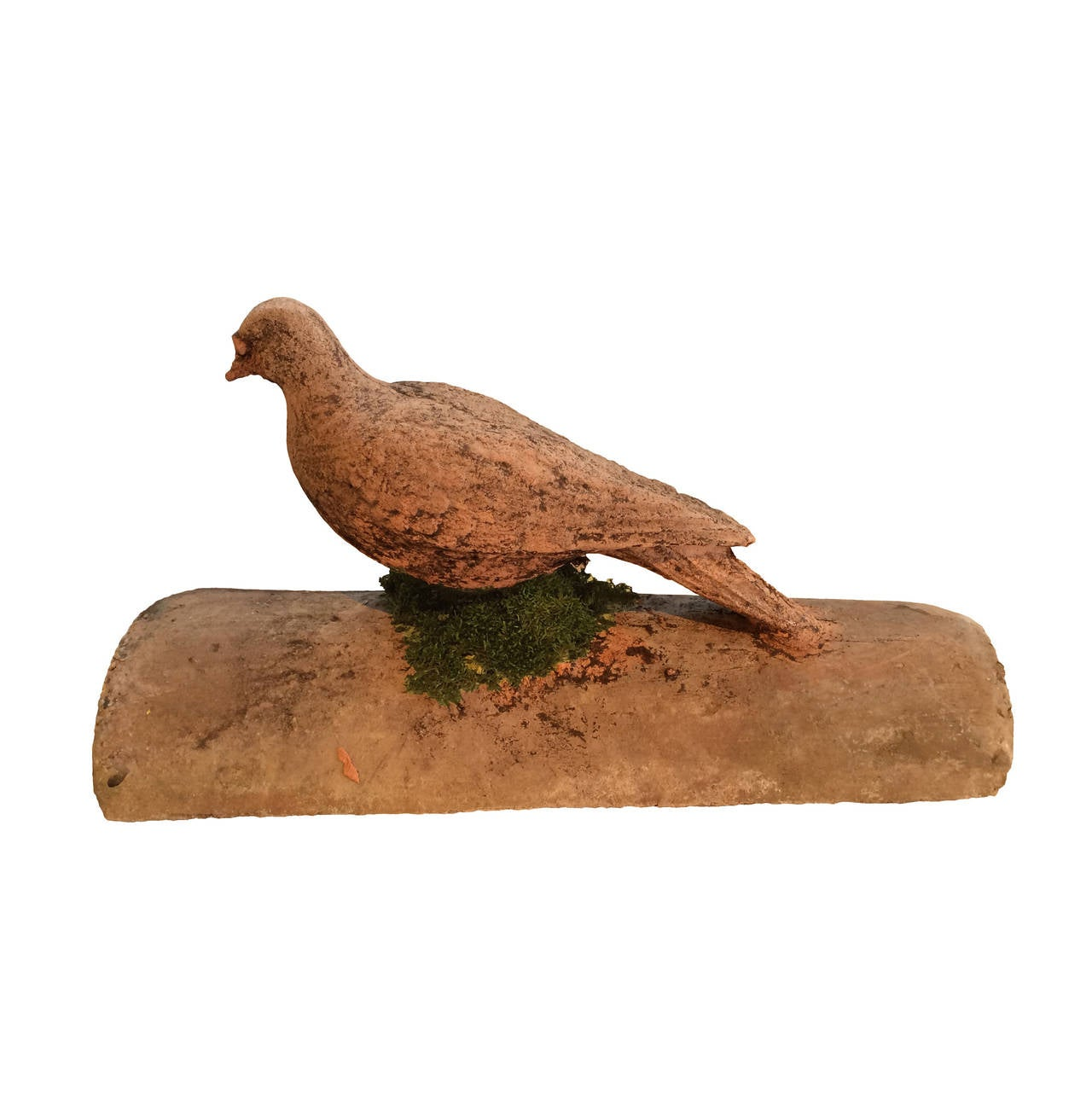 Pair Of French Pigeon Roof Tiles At 1stdibs