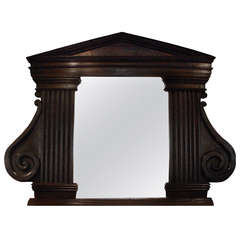 18th Century, Louis XIV Style Mirror