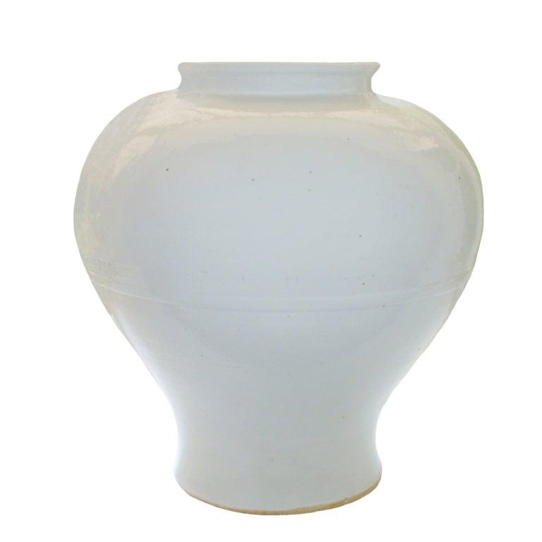 chinese blanc de chine vase at 1stdibs. Black Bedroom Furniture Sets. Home Design Ideas