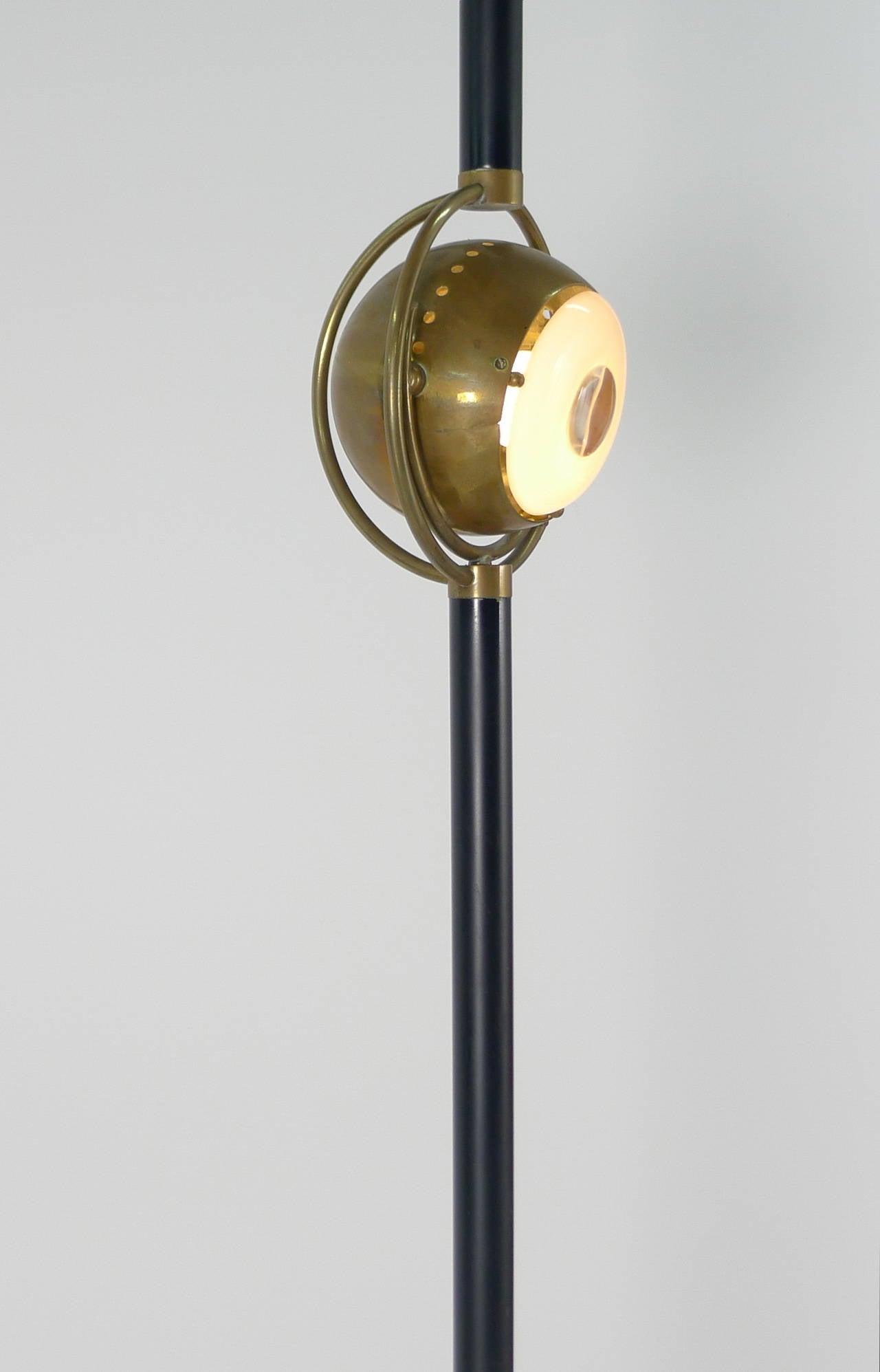Arredoluce eye lamp at 1stdibs for Arredo luce