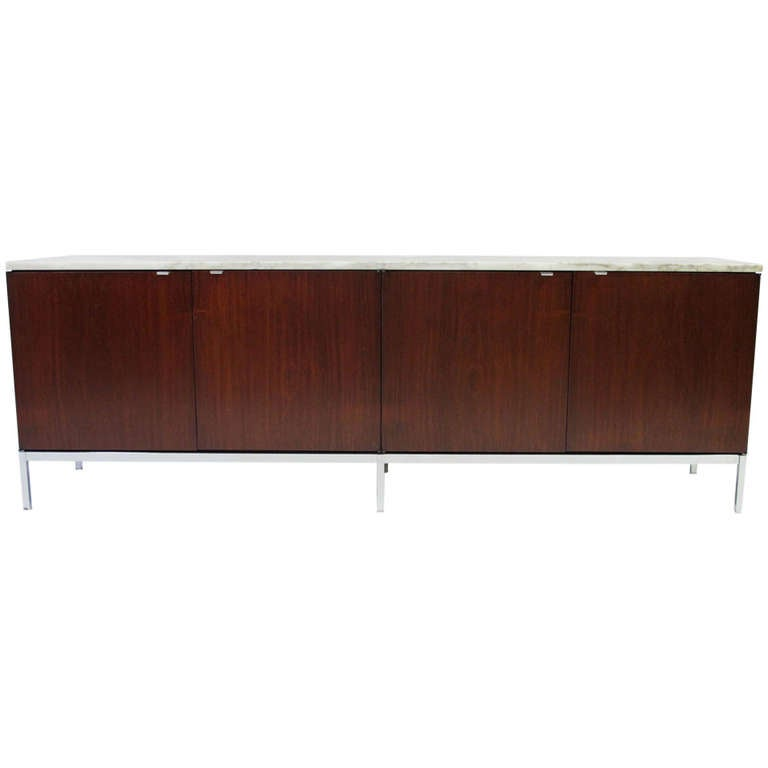 Florence knoll credenza knoll associates at 1stdibs for Knoll and associates