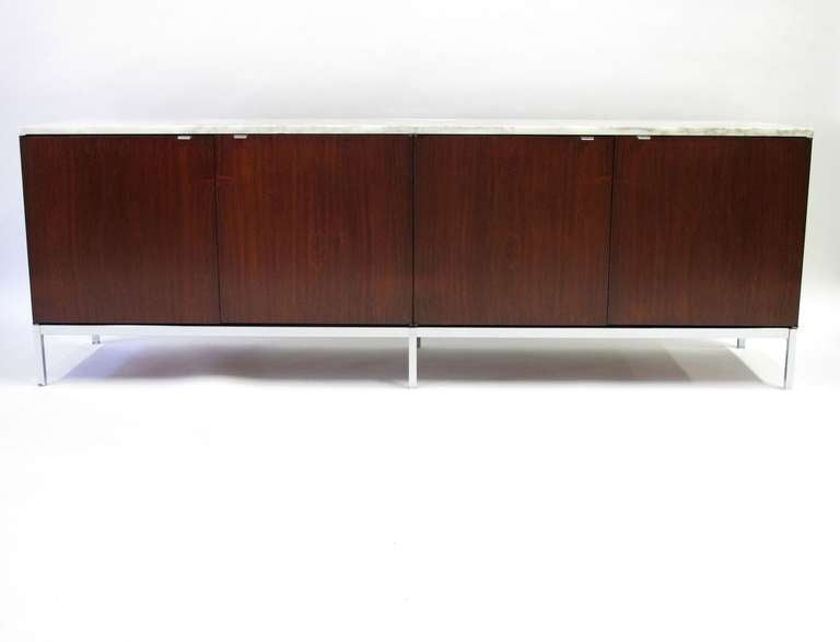 Florence Knoll Credenza Knoll Associates At 1stdibs