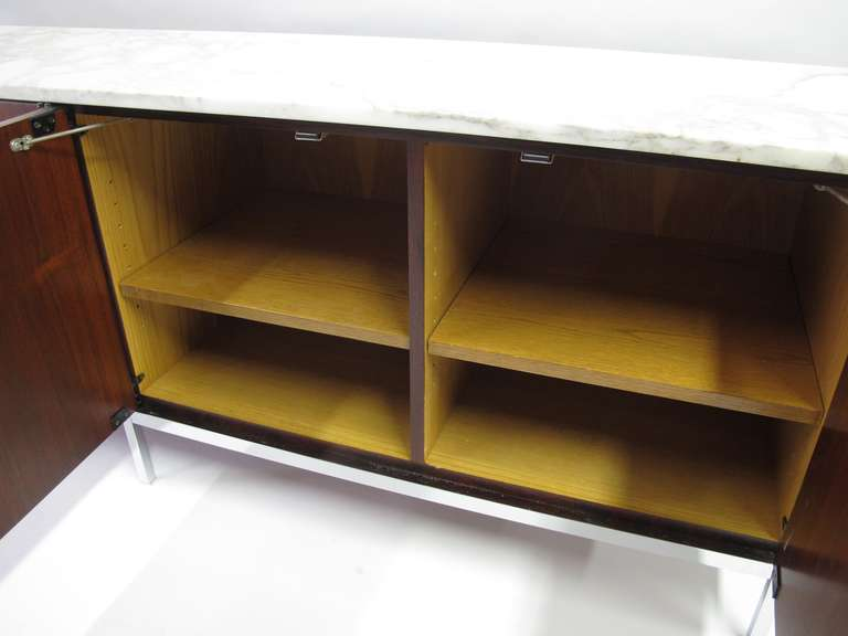 Florence knoll credenza knoll associates at 1stdibs for Knoll associates