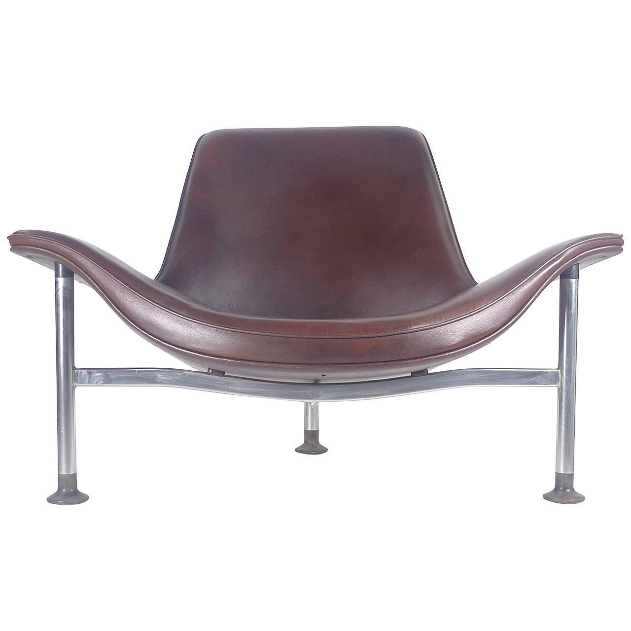 Jorgen Kastholm Largo Chair At 1stdibs