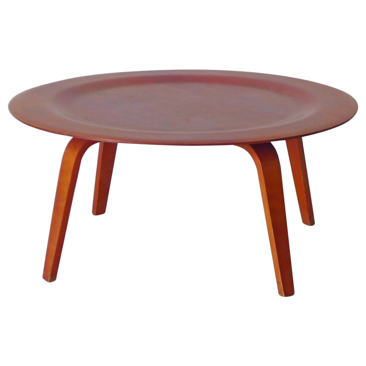 Charles and ray eames ctw at 1stdibs for Eames style coffee table
