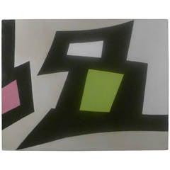 Merlyn Evans Painting