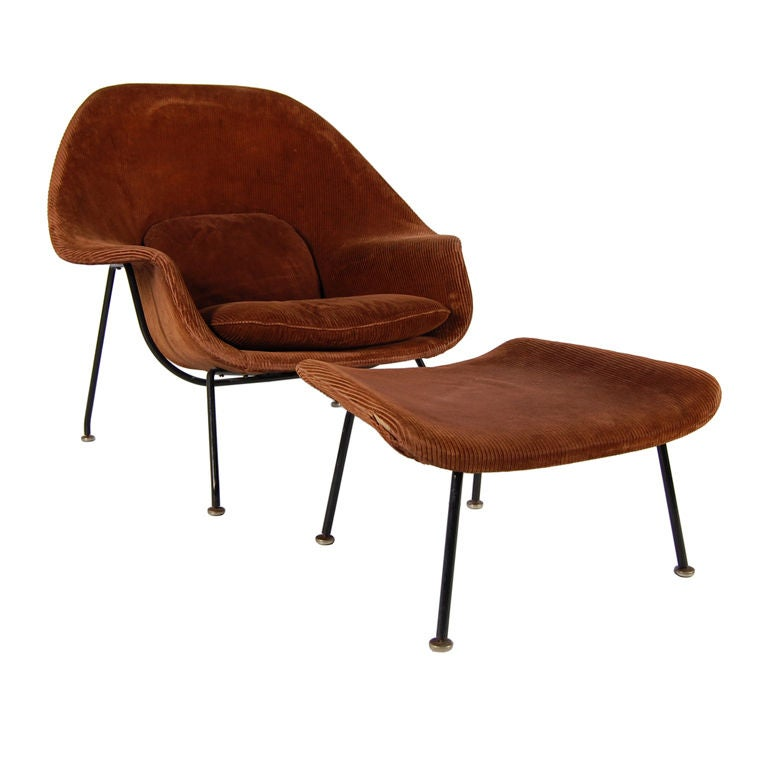 this eero saarinen womb chair and ottoman is no longer available