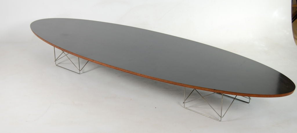 Charles Eames Vintage Surfboard Table At 1stdibs