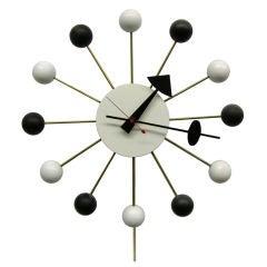 George Nelson & Associates Ball Clock