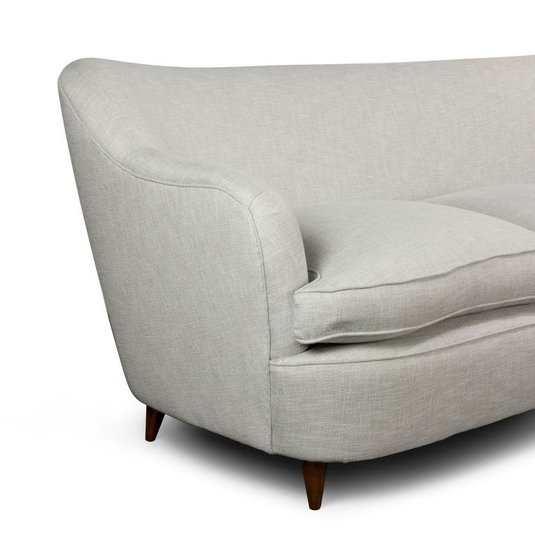 Sofa And Matching Chairs Designed By Gio Ponti At 1stdibs