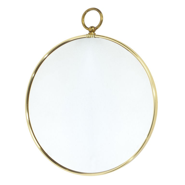 Small french mirror for sale at 1stdibs for Small wall mirrors for sale