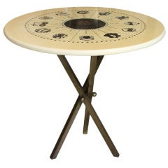 Fornasetti Occasional Table