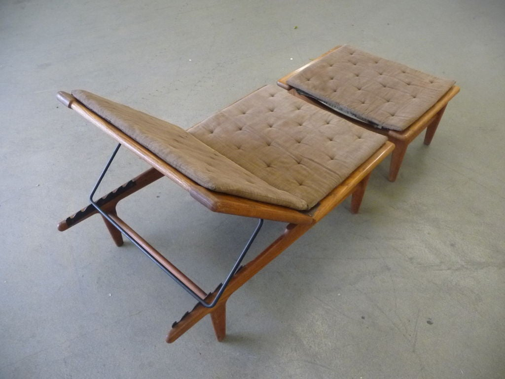 hans wegner daybed at 1stdibs. Black Bedroom Furniture Sets. Home Design Ideas