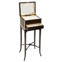 Art Deco Travelling Cabinet by Mappin & Webb
