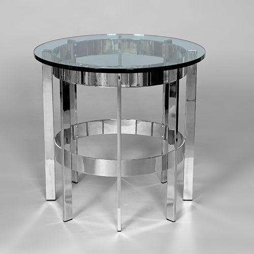 Pair of Merrow Associates Side Tables, England, c1970 2