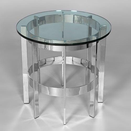 Pair of Merrow Associates Side Tables, England, c1970 5