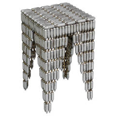 """""""Now We're Laughing"""" Stool or Side Table by Philip Rae-Scott, 2014"""