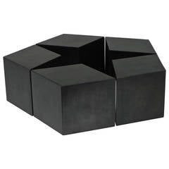 """""""Losange"""" Five-Piece Centre Table, France, 2008"""