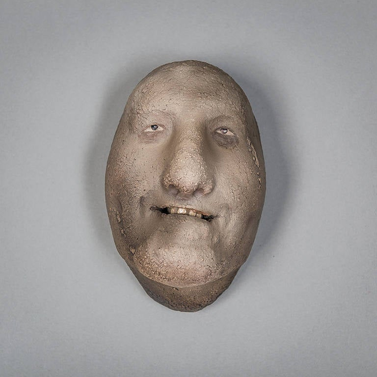 Assorted Ceramic Masks by Johan Thunell For Sale 1