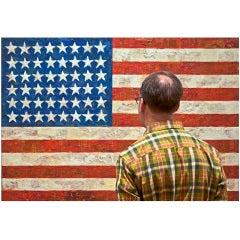 """""""American Contemplation"""" by David Scheinmann, England, 2011"""