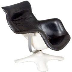 'Karuselli' Swivel Chair by Yrjo Kukkapuro, Finland, c1964