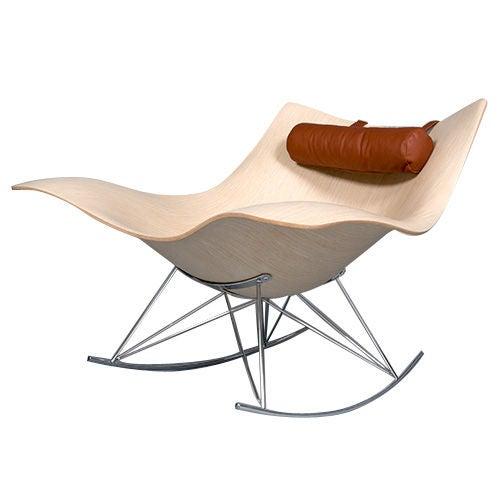 Stingray Rocking Chair by Thomas Pedersen, Denmark, 2008
