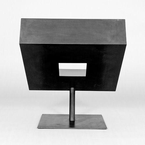 'Cadre' Steel Chair by Stephane Ducatteau, France, 2005 For Sale 1
