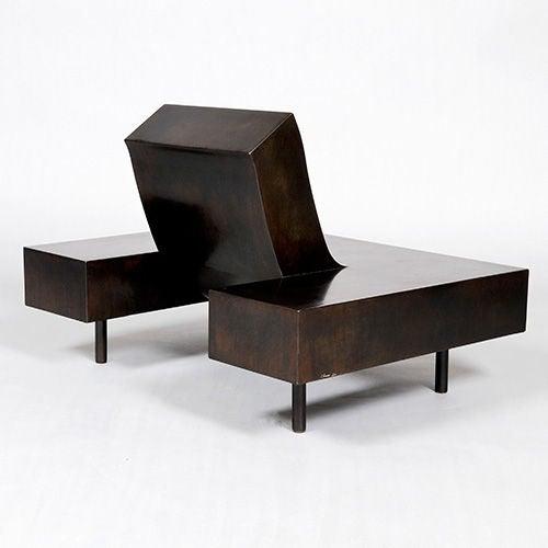 'Flex1' Low Chair by Stephane Ducatteau, France, 2005 3