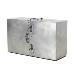 'Rovi' Aluminium Cabinet by Andrea Felice, England, 2010
