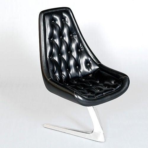 Sculpta Quot Star Trek Quot Chair By Chromcraft Usa C1966 At 1stdibs