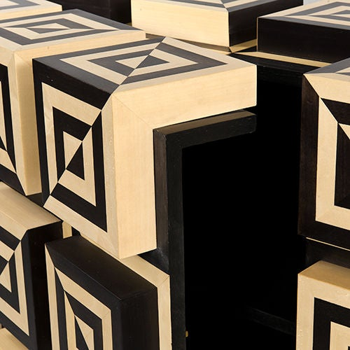 """Undulation 2"" Unique Sideboard by Aymeric Lefort, France, 2011 5"
