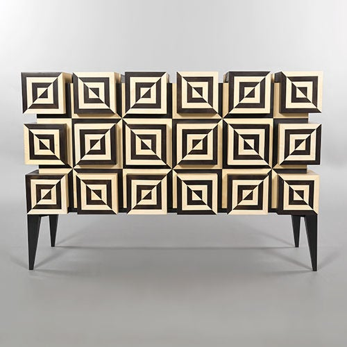 """Undulation 2"" Unique Sideboard by Aymeric Lefort, France, 2011 2"