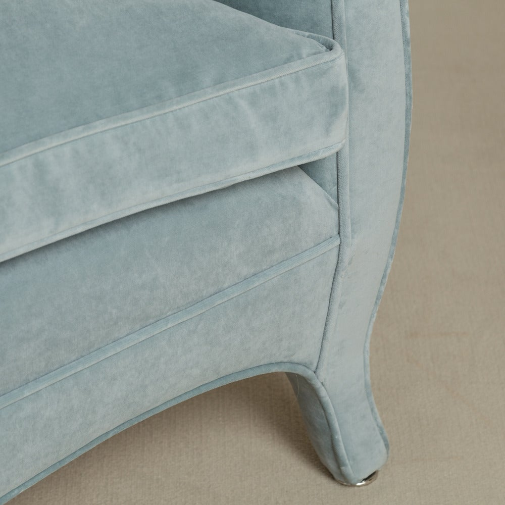 Standard High Back, French Style Sofa by Talisman Bespoke 5