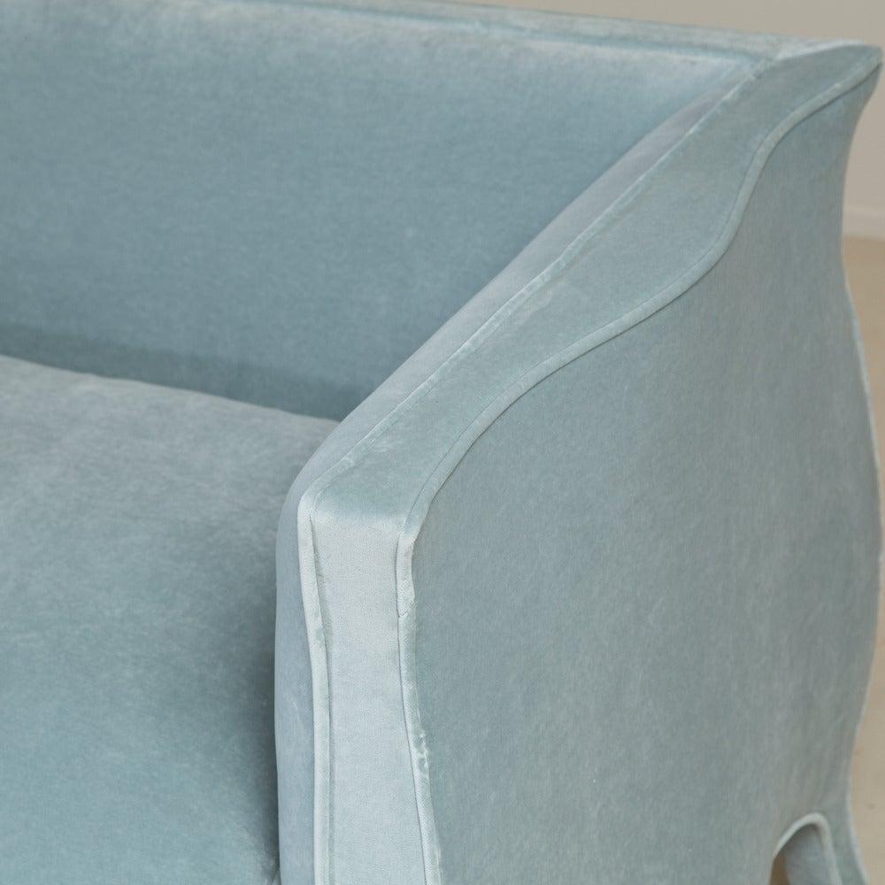 Standard High Back, French Style Sofa by Talisman Bespoke 4
