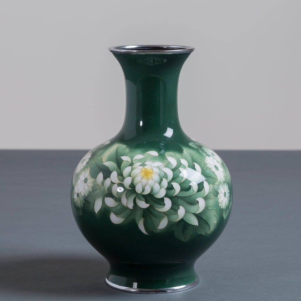 Dating cloisonne