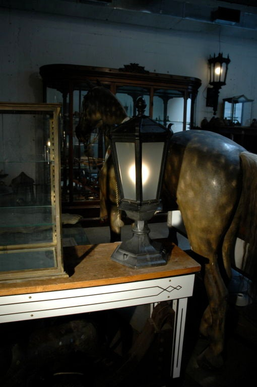 Cast Iron Pier Table Lamps 4
